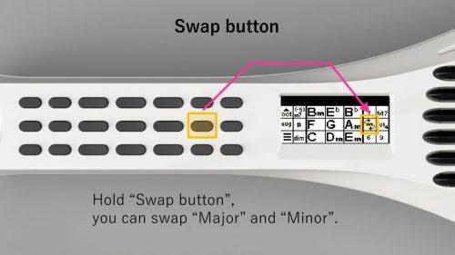 Swap button